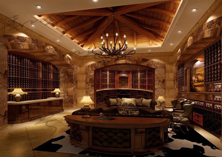 酒窖设计工作
