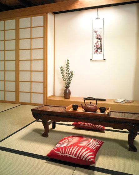 私人茶窖旁的品茶室,静心养身的地方