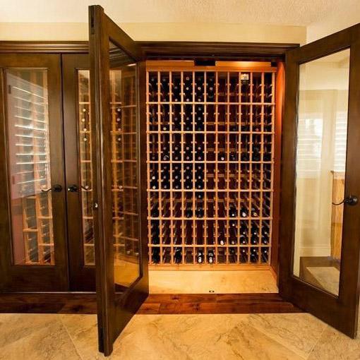 实木酒柜定制的几大关键点