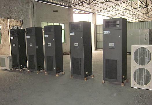 酒窖空调及新风系统与普通空调