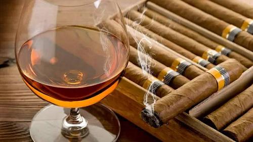 红酒雪茄房,男人的奢侈