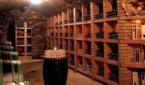 酒窖设计之美国酒窖文化