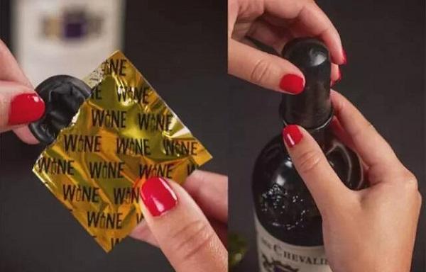 只有酒柜可以放葡萄酒?