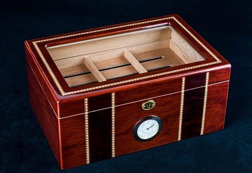 雪茄柜雪茄保存的最佳温湿度
