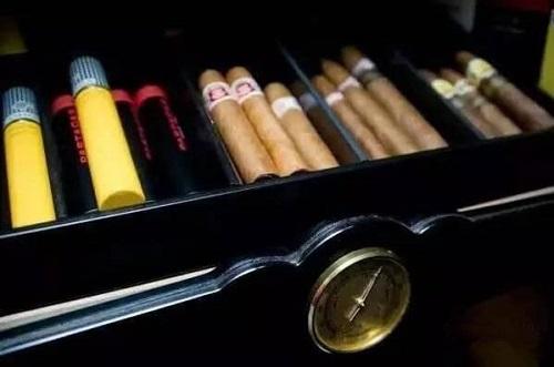雪茄储藏的要点