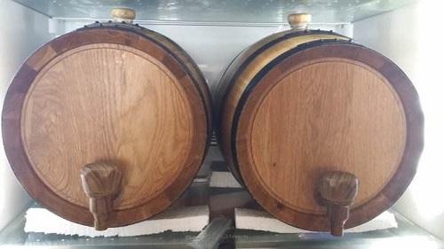 万能橡木桶对于洋酒的储藏
