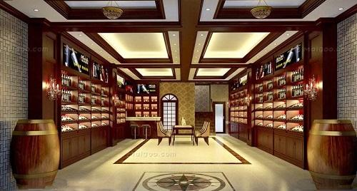 中式酒窖和欧式酒窖