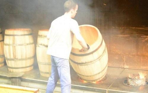 橡木桶,葡萄酒的CP