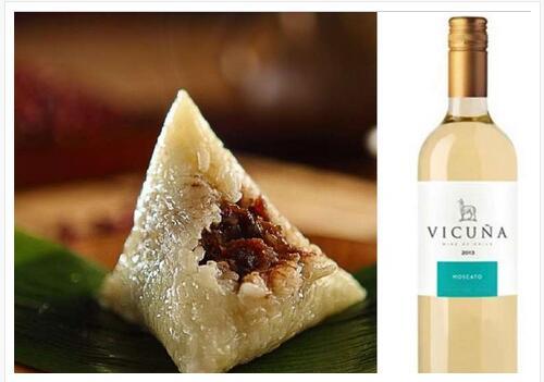 端午节:粽子和葡萄酒巧搭配