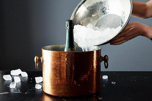 没有私人酒窖如何在酷暑给酒降温?