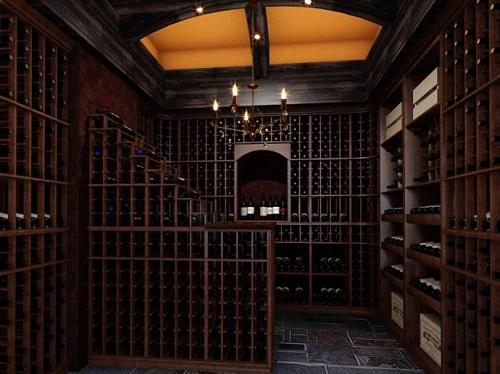实木酒窖的木材种类