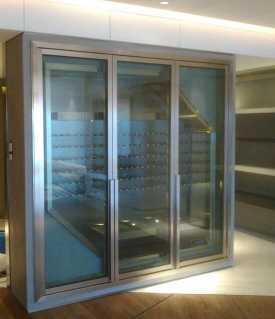 华廷酒窖打造独具创意的恒温酒柜