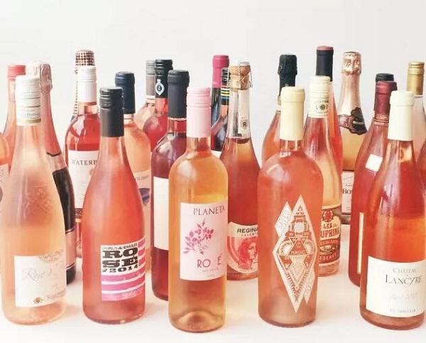 桃红葡萄酒正在崛起,你out了吗?