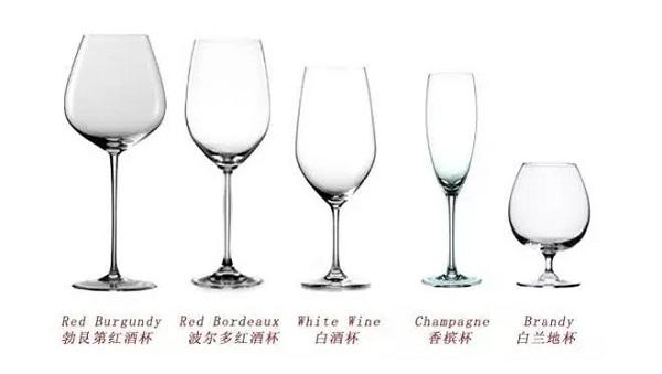 葡萄酒杯知多少