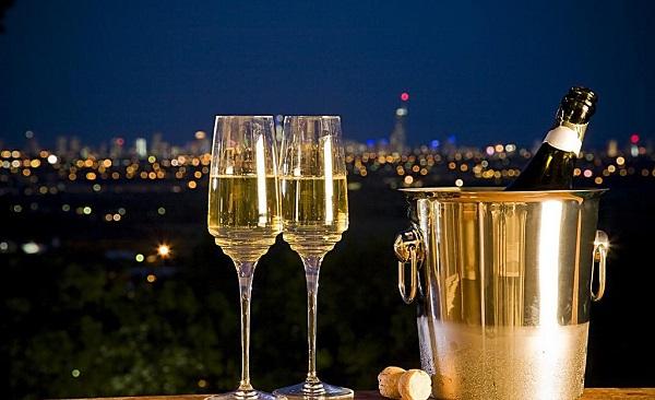红酒和香槟的区别