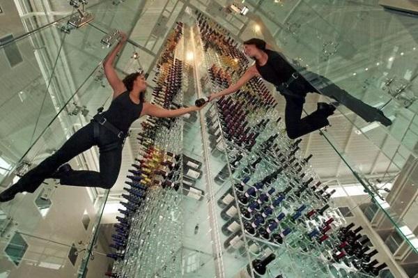 细数世界最传奇的11个酒窖