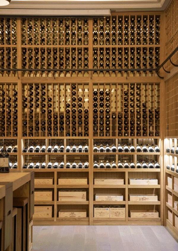 上海最大的葡萄酒酒窖诞生了!
