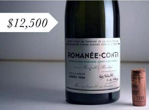 盘点史上最贵的20款红酒