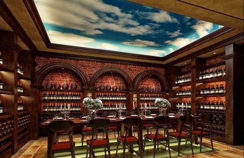 现实中的真酒窖与假酒窖