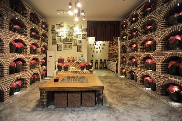 白酒窖对白酒窖藏的意义