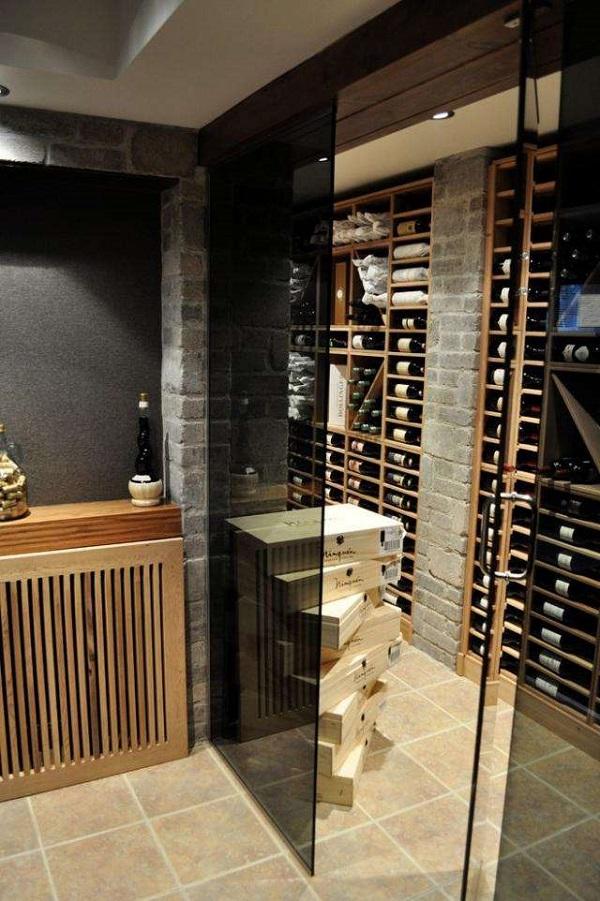 实木酒室设计归类