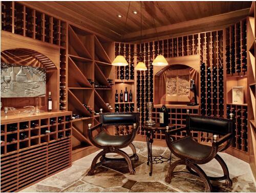 葡萄酒库的建造秘诀