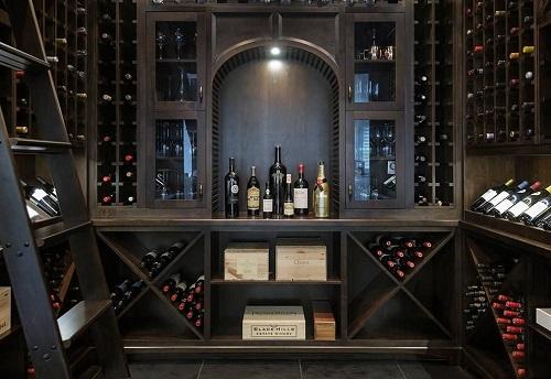 家庭红酒窖DIY