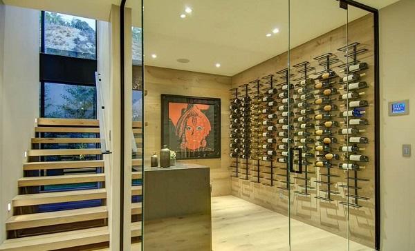 专业酒窖——代替天然酒窖的藏酒室