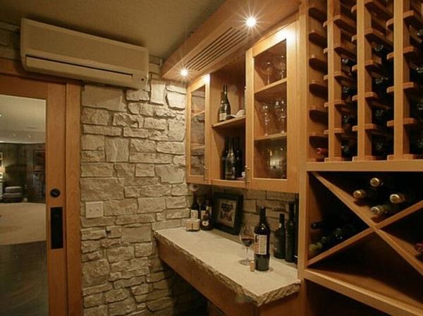 关于家庭酒窖的设计