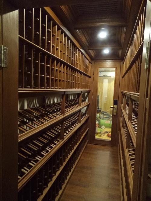 私家酒窖建造步骤