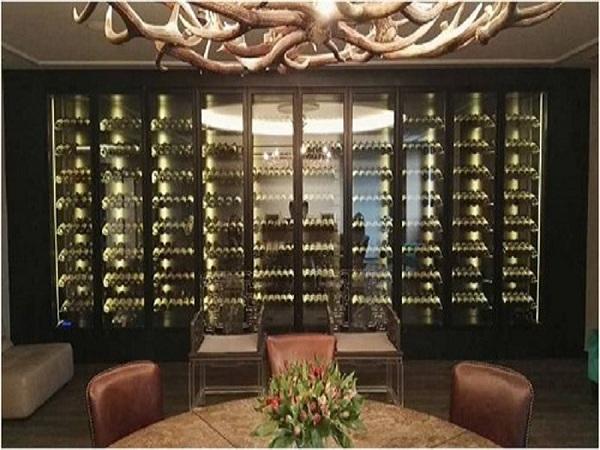 为什么高端的酒窖设计定制都选华廷酒窖?