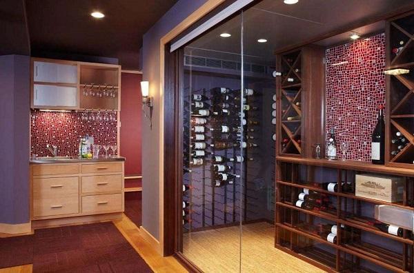 私人酒窖常见设计风格