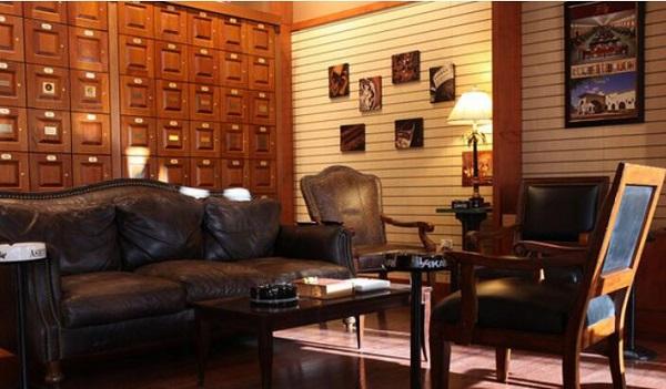 雪茄房的设计要求