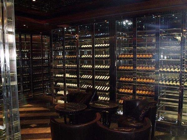 不锈钢酒柜的设计要求