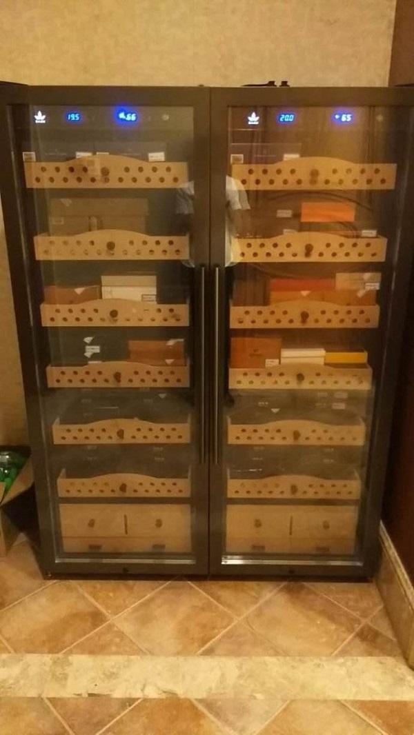 如何选购雪茄柜?