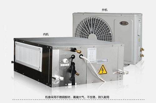 酒窖机和普通空调的区别