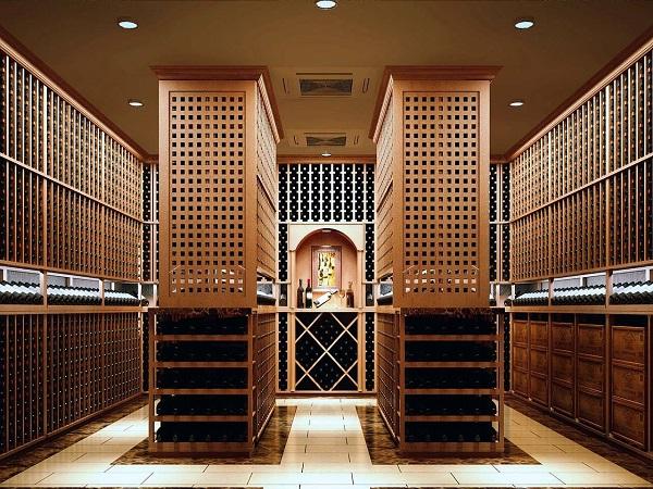 修建理想酒窖的基本要求