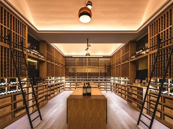 非凡设计臻享酒会携手华廷酒窖登陆上海