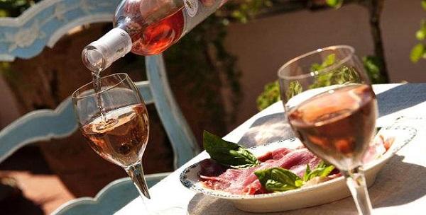 有故事的桃红葡萄酒