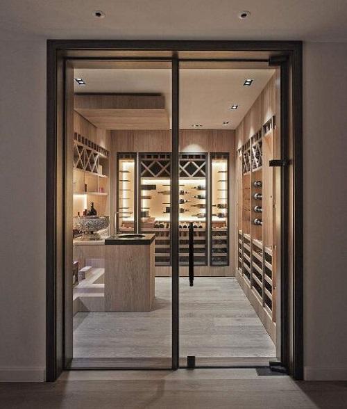 酒窖对葡萄酒的重要性
