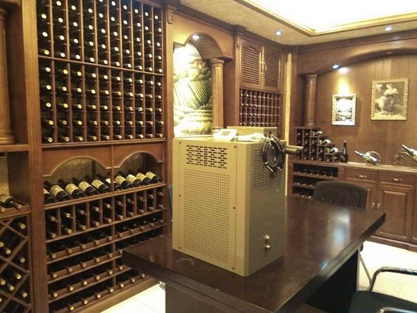 整体酒窖的心脏——酒窖空调
