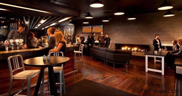 酒窖设计模式中酒窖清吧的设计