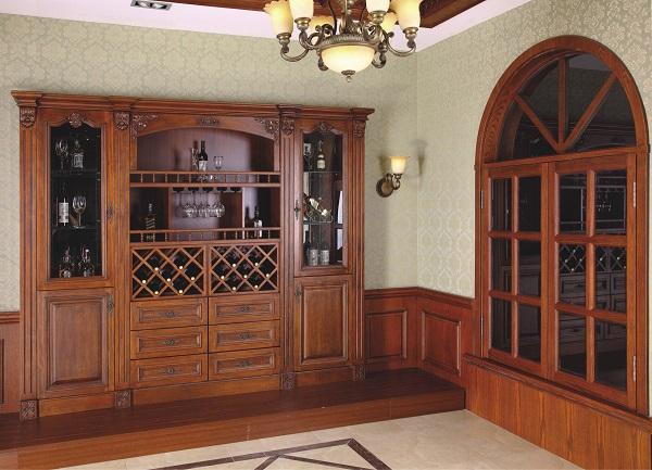 实木红酒柜设计选购攻略