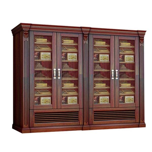 什么是真正的恒温恒湿雪茄柜?