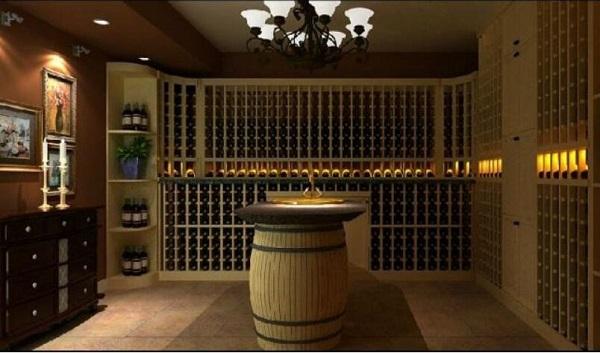 酒窖工程中的设计规划