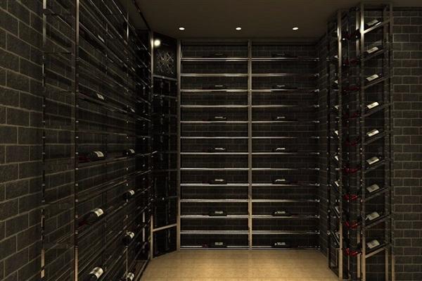 不锈钢酒架和实木酒架的优缺点分析