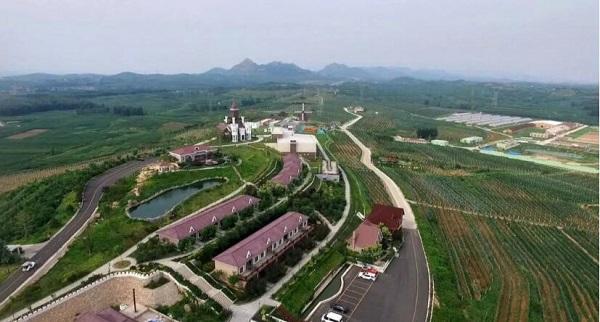 中国最大葡萄酒酒庄简介