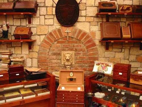 雪茄窖定制,用一个窖来收藏雪茄
