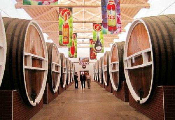 享誉世界的摩尔多瓦酒窖