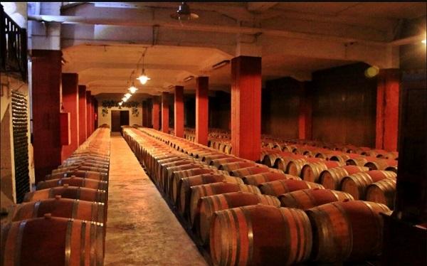 希腊酒窖酒庄